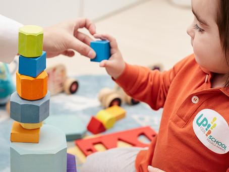 ¿Por qué elegir Up!Kids School-ESCUELA INFANTIL bilingüe?