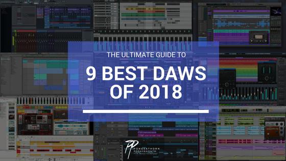 เริ่มทำเพลงกันเถอะ! - แนะนำ 9 ซอฟต์แวร์ทำเพลงที่ดีที่สุดในปี 2018