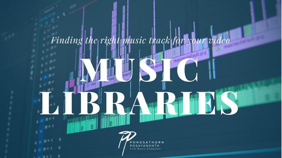 Music Libraries: ดนตรีประกอบคลิปสั้นๆ เขาหาจากไหนกัน?
