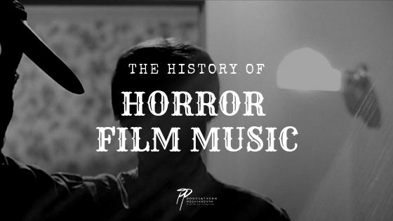 ดนตรีประกอบภาพยนตร์สยองขวัญ: เสียงที่หลอกหลอนเรามากว่าหนึ่งศตวรรษ