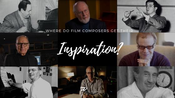 คนทำดนตรีประกอบภาพยนตร์ที่มีชื่อเสียง เขาหาแรงบันดาลใจมาจากไหนกัน?