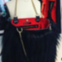 Latest creation the #Alexandra bag. Blac