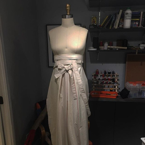 #latenights in the #atelier #fashiondesi