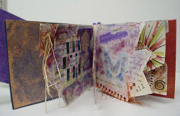 Emergence Altered Book