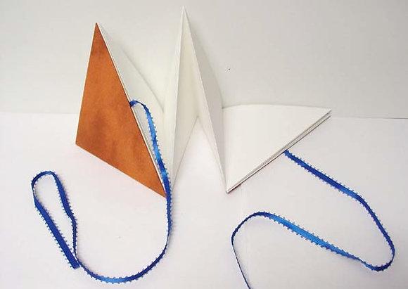 Triangle Fold  Codex Book