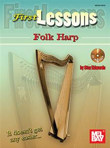 First Lessons Folk Harp