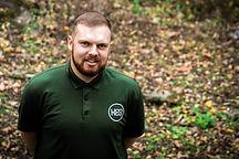 Joshua Heyburn of Kent Event Services