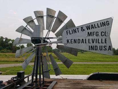 8' Flint & Walling Model 24