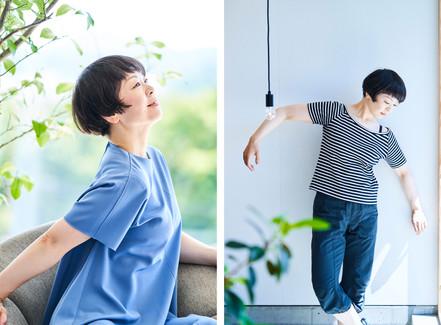 ダンサー 本谷裕子さん