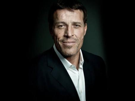 Tony Robbins-minun sankarini