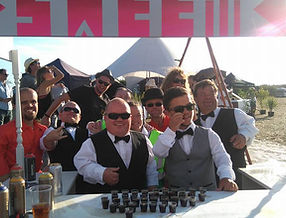 dwarf bar staff
