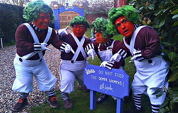 Oompa loompa hire