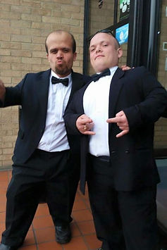 Dwarf bouncers for hire