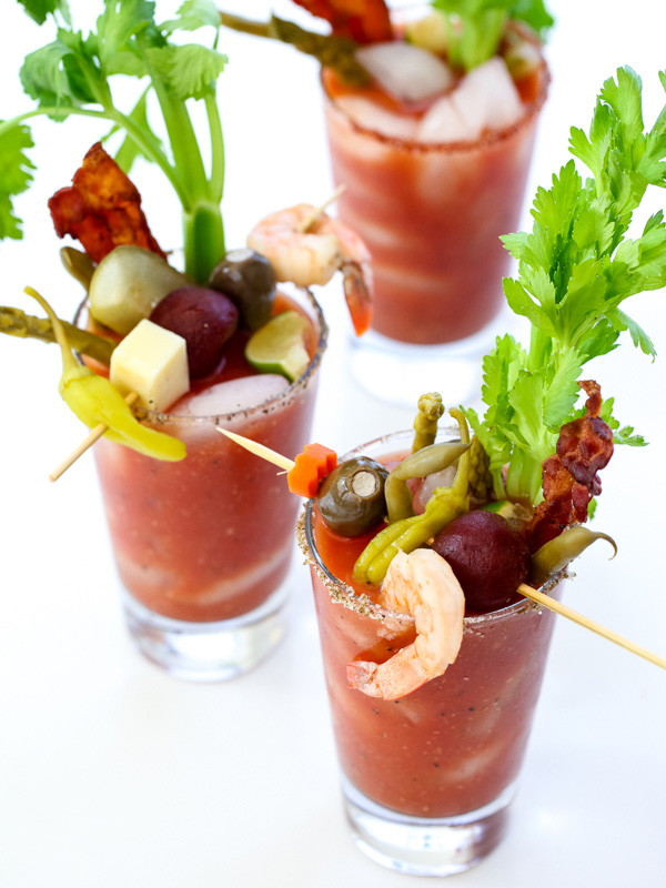Mixed Mobile Bar Philippines Bloody Mary