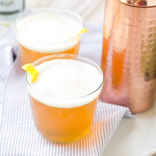 Mobile Bar Philippines Whiskey Sour