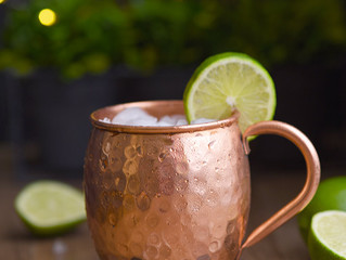 How to make the Moscow Mule cocktail