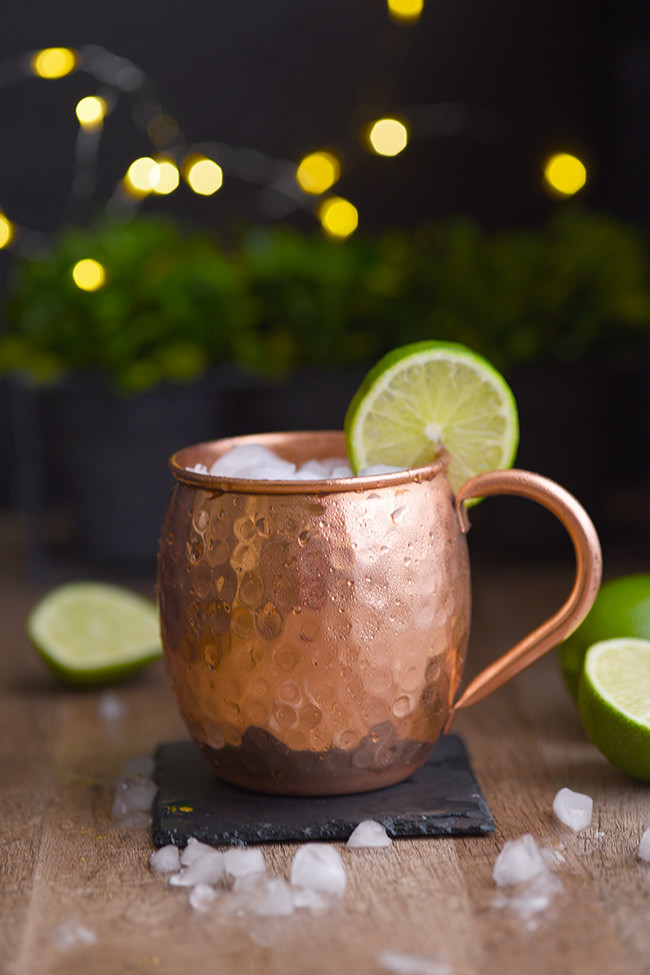 Mobile Bar Philippines Moscow Mule