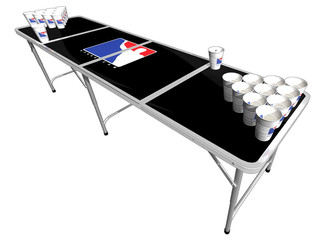 How to play the Beer Pong Table