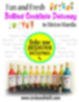 mobile bar philippines bottled cocktails
