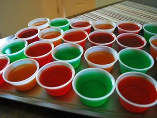 How to make Jelly / Jello Shots