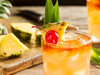 How to make a Mai Tai cocktail