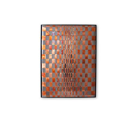 woven metals no. 2, 2018