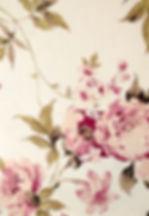 Pink Floral Print