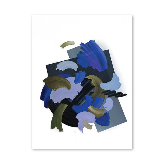 Escenas de flores flotando en agua 1 -Fernanda Uski