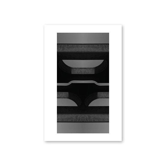 """Pieza No. 32 – de la serie """"Cuadros para una exposición"""" - Abraham Palafox"""
