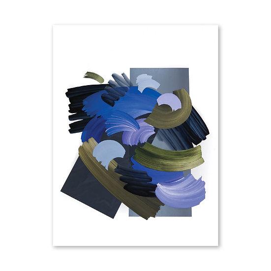 Escenas de flores flotando en agua 2 -Fernanda Uski