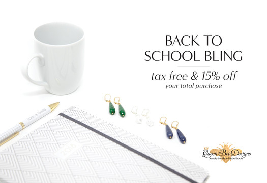 Back to School Bling