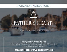 The Father's Heart Blog - Activation 2.j
