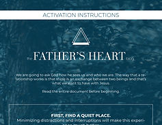 The Father's Heart Blog - Activation.jpg