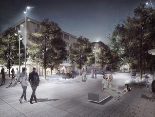 2 fase /Concours Lausanne Sous-Gare