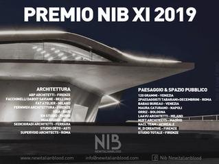 Premio NIB 2019 - sezione SPAZIO PUBBLICO E PAESAGGIO