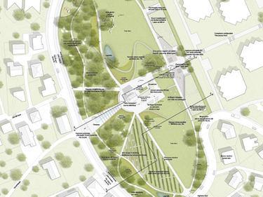 Concorso di progettazione per la riqualificazione del Parco Viarno e Villa Viarnetto a Lugano