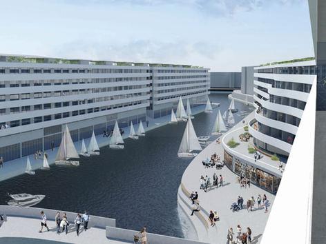 Concorso di riqualificazione waterfront Genova