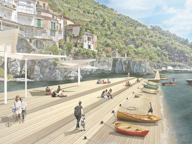 Concorso di Riqualificazione del porto di Maratea
