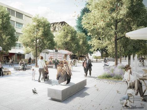 Concours Lausanne Sous-Gare