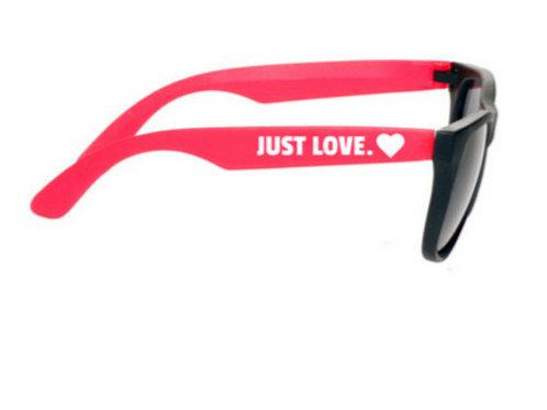 Just Love. SHADES
