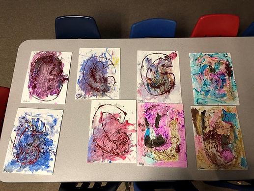 Kidding Around Child Care Center Paintin