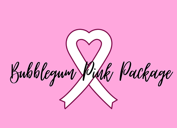 Bubblegum Pink Package