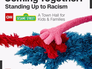 Sesame Street Teams Up with CNN To Host Town Hall Meeting Discussing Racism