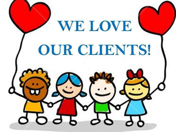 HAPPY VALENTINE'S DAY – We Love Our Clients (and here's why)!
