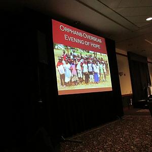 Orphans Overseas Evening of Hope
