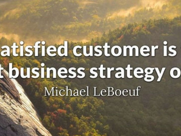 Customer Satisfaction Is Our #1 Goal!