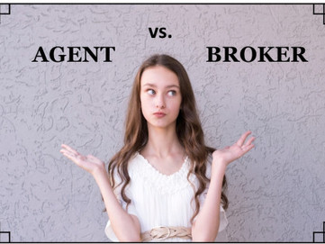 Agent vs. Broker – What Is The Difference?