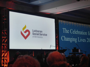 Hawley & Associates Attends Lutheran Social Service of MN. 'A Celebration For Changing Liv