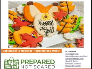 Happy Fall Y'All!  Hawley & Associates' 3rd Quarter Newsletter