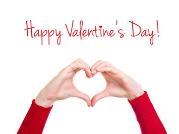 Happy Valentine's Day from Hawley & Associates!
